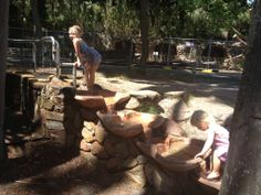 Perth Zoo Water Play area