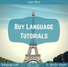 Buy ielanguages.com language tutorials