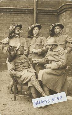 WWI Italian Bersaglieri
