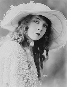 the silent film era - Lillian Gish. Love to read about and see picures from the silent film era.