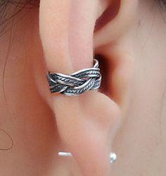 New Celtic Knot Wrap ear cuff No piercing Earring wholesale #Cuff