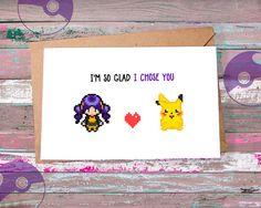 Hey, diesen tollen Etsy-Artikel fand ich bei https://www.etsy.com/de/listing/261350284/romantische-pokemon-grusskarte-pikachu