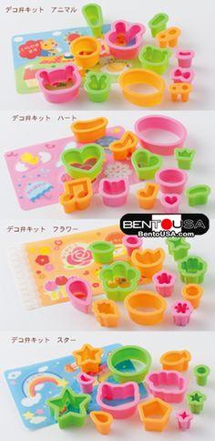 Bento cutter value kit