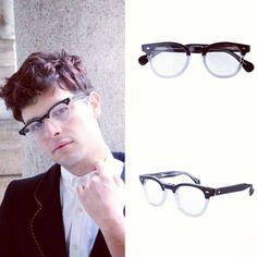 #marcoferrero #iconize #olivierotoscani #glasses #toscaniglasses #opaline #bicolor #transparent #milano #fashionblogger