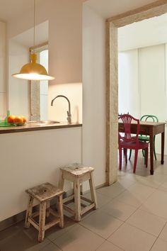 Apartment / Kitchen - Architecture & Interior Design by Tiago Patrício Rodrigues - Lisbon