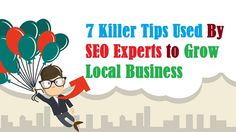 What Do #SEOExperts Recommend To Grow Local #Business - #socialshare