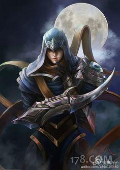 Talon my main