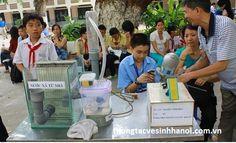 Cuộc thi sáng tạo vì môi trường của học sinh, sinh viên Hà Nội