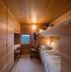 Coolest Cabins: Modern Farm Cabin Berkshire