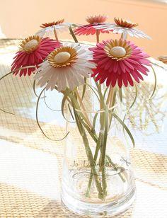 ゚✎ Paper Flowers