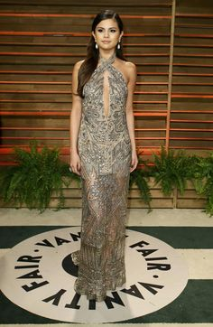 2014 Oscars Party Pics Selena Gomez arrives at the 2014 Vanity Fair Oscars Party in West Hollywood, California March 2, 2014. REUTERS/Danny Moloshok