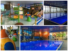 Woolacombe Bay has a brand new heated indoor swimming pool and separate kids' fun pool with exciting water features and slides as part of its huge redevelopment for 2016