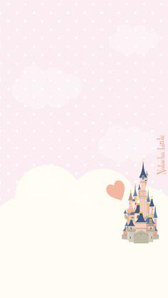 Fonds d'écran pour iPhone and affiches : Château Disney.