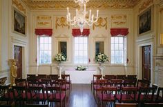 Marble House | Twickenham, London | If you yearn for the same romantic atmosphere amid artworks, antiques and stunning historic interiors, then Marble Hill House will be an ideal location for your wedding day celebrations.