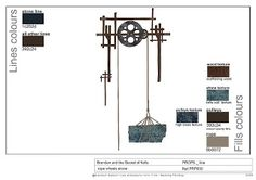 Living Lines Library: The Secret of Kells - Production Design: Props The Secret Of Kells, Prop Design, Pixel Art, Light In The Dark, Concept Art, Neverland, Art Inspo, Cartoon, Style