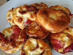Rýchle raňajkové vyskočky - Recept