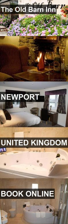 Hotel The Old Barn Inn in Newport, United Kingdom. For more information, photos, reviews and best prices please follow the link. #UnitedKingdom #Newport #travel #vacation #hotel