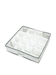 Rangement & Cie RAN4402 WOS - Organizador para cajones (plástico), color blanco: Amazon.es: Hogar