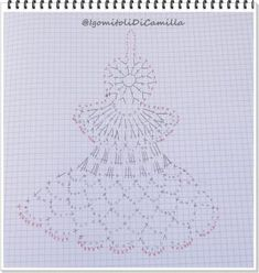 Crochet Tree, Crochet Angels, Knit Crochet, Crochet Hats, Christmas Crochet Patterns, Crochet Snowflakes, Christmas Angels, Christmas Crafts, Christmas Ornaments