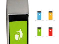City Context – Solar Streetlights with Integrated Dustbin by Li-Te Lo, Song-Jung Chen, Tai-Yen Lee, Chun-Wei Hsu & Cheng-Yu Tsai » Yanko Design
