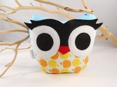 owl bookend by karensagez on Etsy