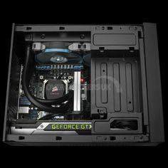 Corsair Obsidian Series 250D Mini ITX Compact Gaming Case - Black (CC-9011047-WW)