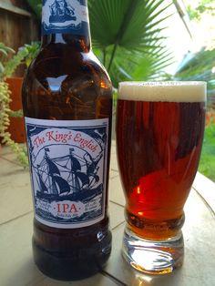 Greene King 'The King's English' IPA