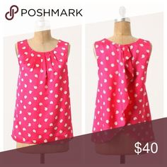 Anthropologie Postmakr Snail Drape Top Condition: pre-owned. Hole in tag.  100% Silk  No Trades. No Holds.  G4 Anthropologie Tops