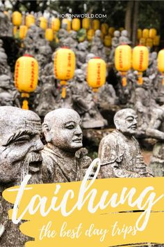 Looking for the best day trips from Taichung? Here are 15 of the ABSOLUTE best Taichung day trips not to miss when exploring central Taiwan! taichung travel | taichung taiwan | taichung day trip | day trips from taichung Taiwan Travel, Asia Travel, Taichung Taiwan, Sun Moon Lake, Day Tours, Amazing Destinations, Day Trip, Good Day, Exploring