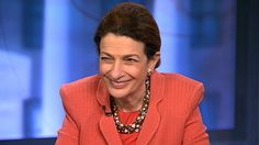 PHOTO: 'Fighting for Common Ground' author and former Senator Olympia Snowe (R) Maine on 'This Week' - ABC News