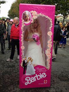 New In Box Barbie.
