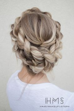 Hair and Make-up by Steph: Behind the Chair XIII #braids