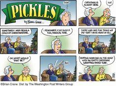 CHRISTMAS MEMORIES | Pickles for 12/20/2015