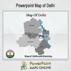 PowerPoint Map #Templates http://www.powerpointmapsonline.com/latest_maps.aspx