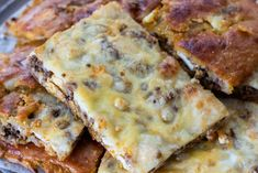 Good Food, Fun Food, Low Carb Keto, Lchf, Lasagna, Quiche, Food And Drink, Interesting Recipes, Breakfast