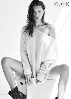 The 19-year-old model of the moment heats up our October cover with a series of…
