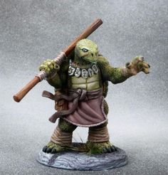 tortle miniature at DuckDuckGo Miniature Bases, Bo Staff, Dnd Characters, Fictional Characters, Wood Elf, Pewter Metal, Tortoise, Chibi, Superhero