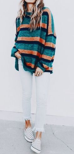 Cute and casual street chic outfit ღ Stunning and stylish outfit ideas from Ze. Cute and casual st Fall Outfits, Casual Outfits, Fashion Outfits, Womens Fashion, Fashion Trends, Summer Outfits, Fashion Lookbook, Cute Converse Outfits, Dress Fashion