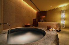 Spa @ Grand Hyatt Tokyo by Superpotato | Image by Jimmy Cohrssen