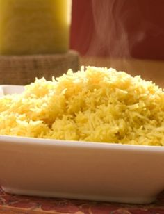 Simple way to spice up plain rice.