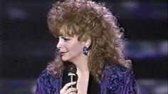 Reba sings greatest hits, via YouTube.