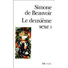 Le Deuxième Sexe est un essai existentialiste et féministe, paru en 1949, l'année des 41 ans de son auteur, Simone de Beauvoir. Cet essai, divisé en deux tomes, est considéré comme l'œuvre majeure de la philosophe.