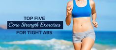 """You hear about """"core strength"""" and you automatically think about abs. In a way, you're right, too – abs are an important part of the core, but"""