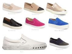 Back to School Trend: Slip on Shoes - Fearless Fashionista @parkmeadowsmall