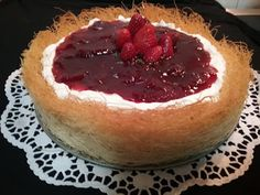 Greek Recipes, Yummy Recipes, Yams, Bacon, Cheesecake, Food And Drink, Cooking Recipes, Pudding, Pie