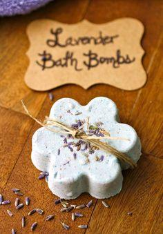 16 #DIY Bath & Shower Bomb Ideas | DIY to Make