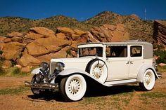 1930 Chrysler Imperial Limousine.