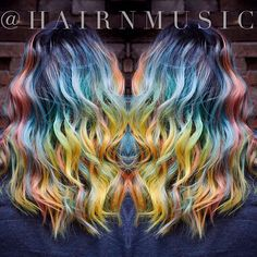 Thank you for being so open to letting me create Dani Bryson ❤️😘 🌸🐠🍋🍊🍭🎨 #btconeshot_rainbow16 #btconeshot_color16 #btconeshot_hairpaint16 #btconeshot_transformations16 #btconeshot_creativecolor16 #btconeshot_ombre16 #modernsalon #unicorntribe #mermaidian #mermicorn #tropical #colorful #vividhair #magic #power #bright #neon #hairnmusic #cheveuxandco Cheveux & Co. @hairnmusic #stylistssupportingstylists #pulpriot #coral #yellow #orange #teal #pink #green #pulpriothair #fckinghair
