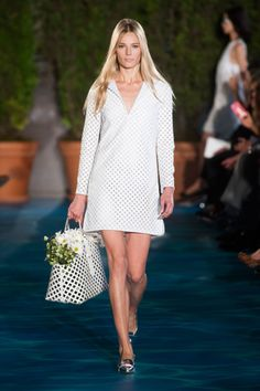 Tory Burch Spring 2014 Runway Show | NY Fashion Week