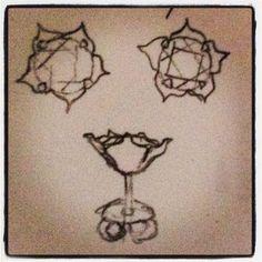 Floural Diamond Studs